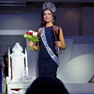 Natasha Hemmings, Miss Cheshire, wins Miss England 2015