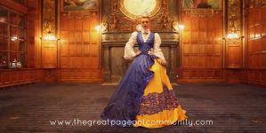 Miss Universe Sweden 2015 Paulina Brodd's National Costume