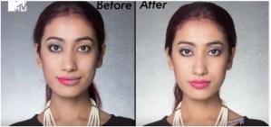 Gloria Tep India's Next Top Model Episode 6