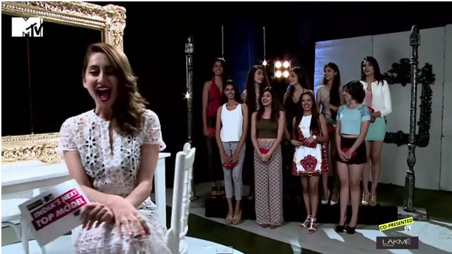 India's Next Top Model Episode 3