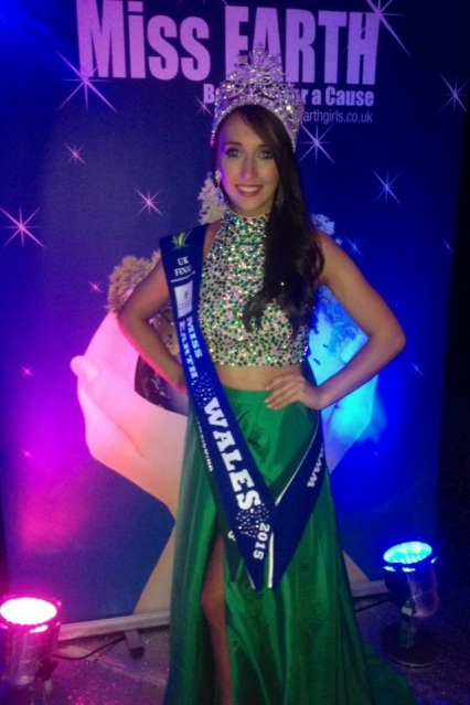 Miss Earth Wales 2015-Lara Stephen