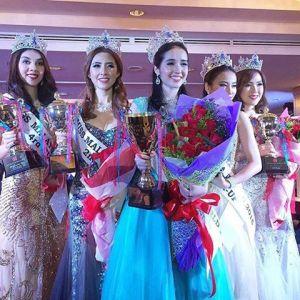 Brynn Lovett is Miss World Malaysia 2015