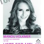 Manou Volkmer, Miss Universe Germany 2015 Contestants