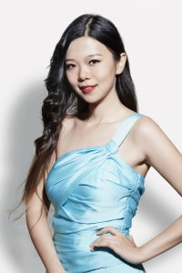 Miss Universe China 2015 Contestants Amelie Wei