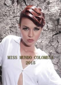 Miss Mundo Colombia 2015 Contestants