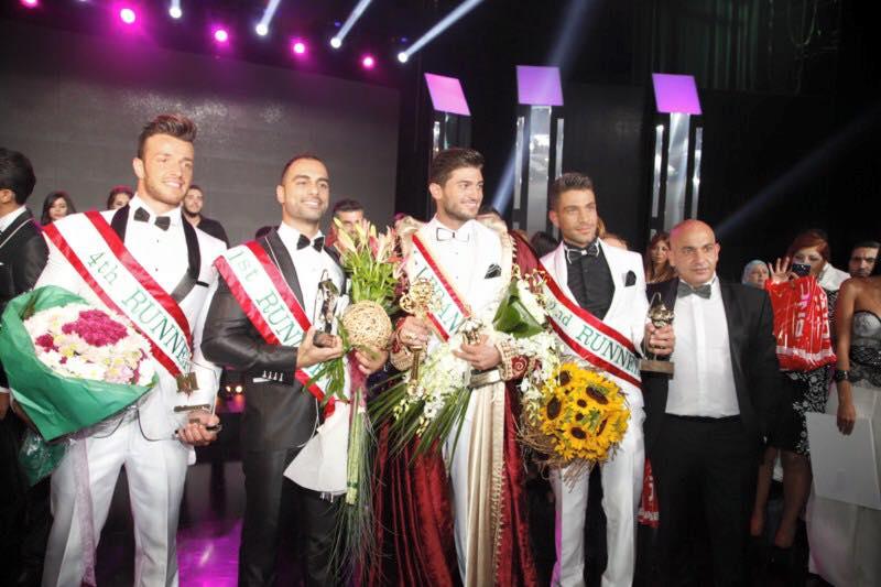 Farid Matar, Mister Lebanon 2015