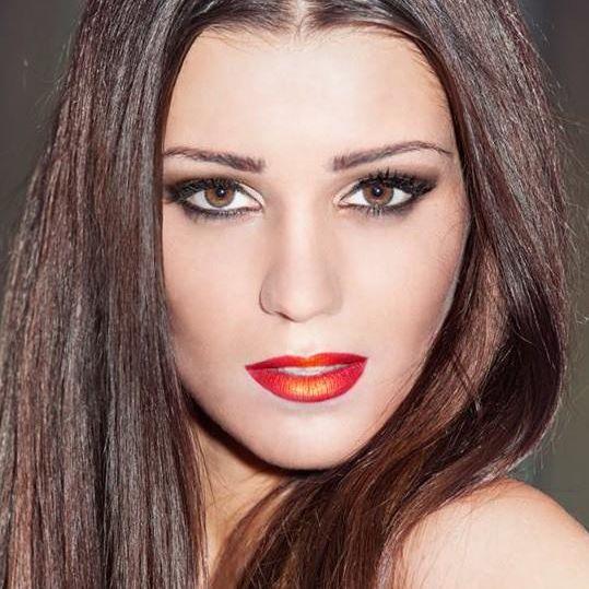 Miss Slovenia Mateja Kociper