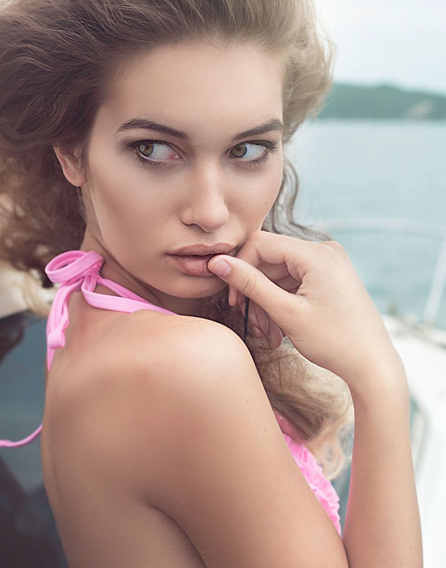 Miss Universe Albania 2015 - Megi Luka