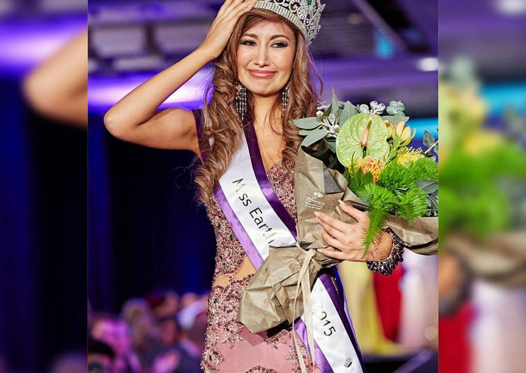 Dayana Grageda is Miss Earth Australia 2015