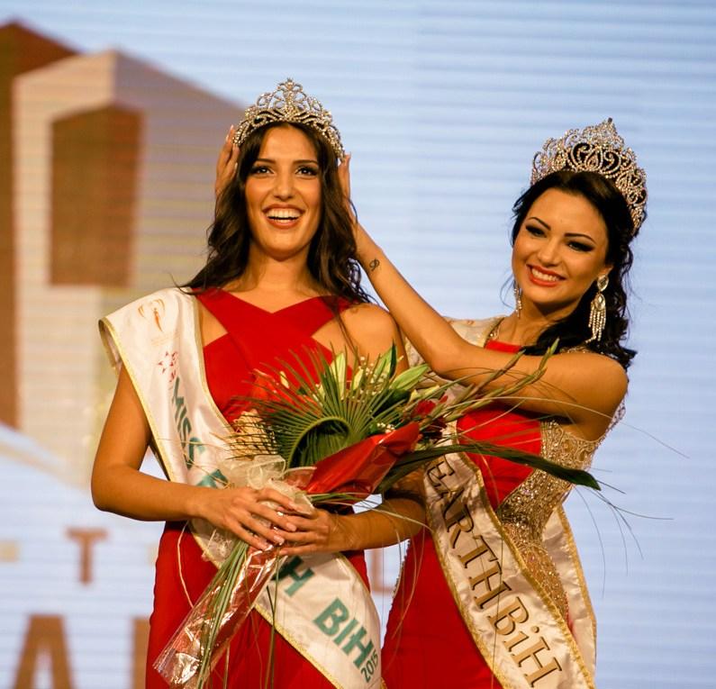 Adna Obradovic is Miss Earth Bosnia and Herzegovina 2015