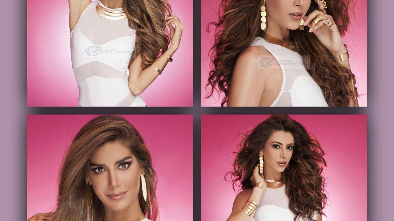 Miss Venezuela 2015 Glam Shots