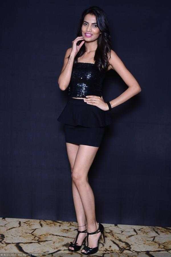 Hida Siddiqui Miss Diva 2015 Contestants