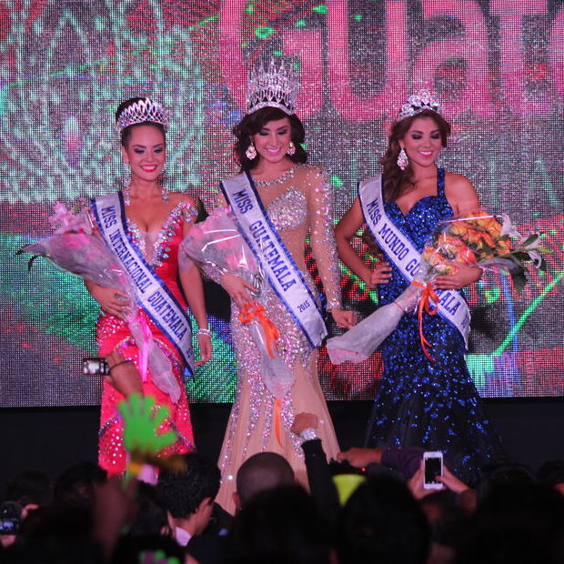 Miss Guatemala 2015 Results