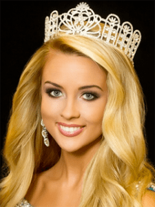 Dallas Ezard will represent Missouri at Miss Teen USA 2016 pageant