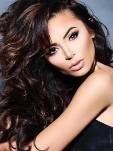 Emelina Davis will represent Nevada at Miss USA 2016 pageant