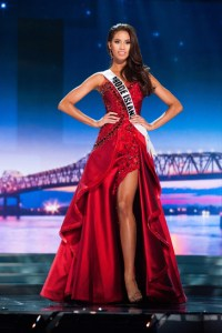 Anea Garcia, Miss Grand Dominican Republic 2015