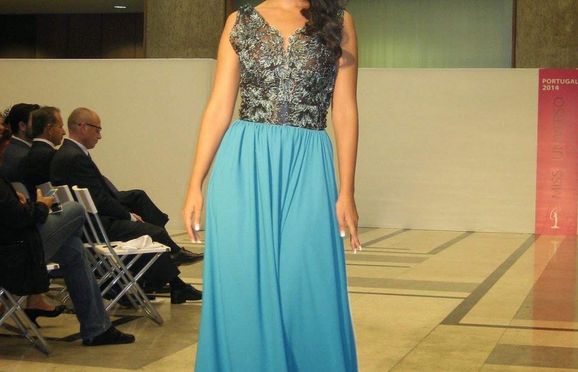 Rafaela Pardete is Miss Republica Portuguesa 2015