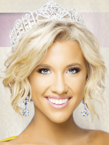 Savannah Chrisley will represent Tennessee at Miss Teen USA 2016 pageant
