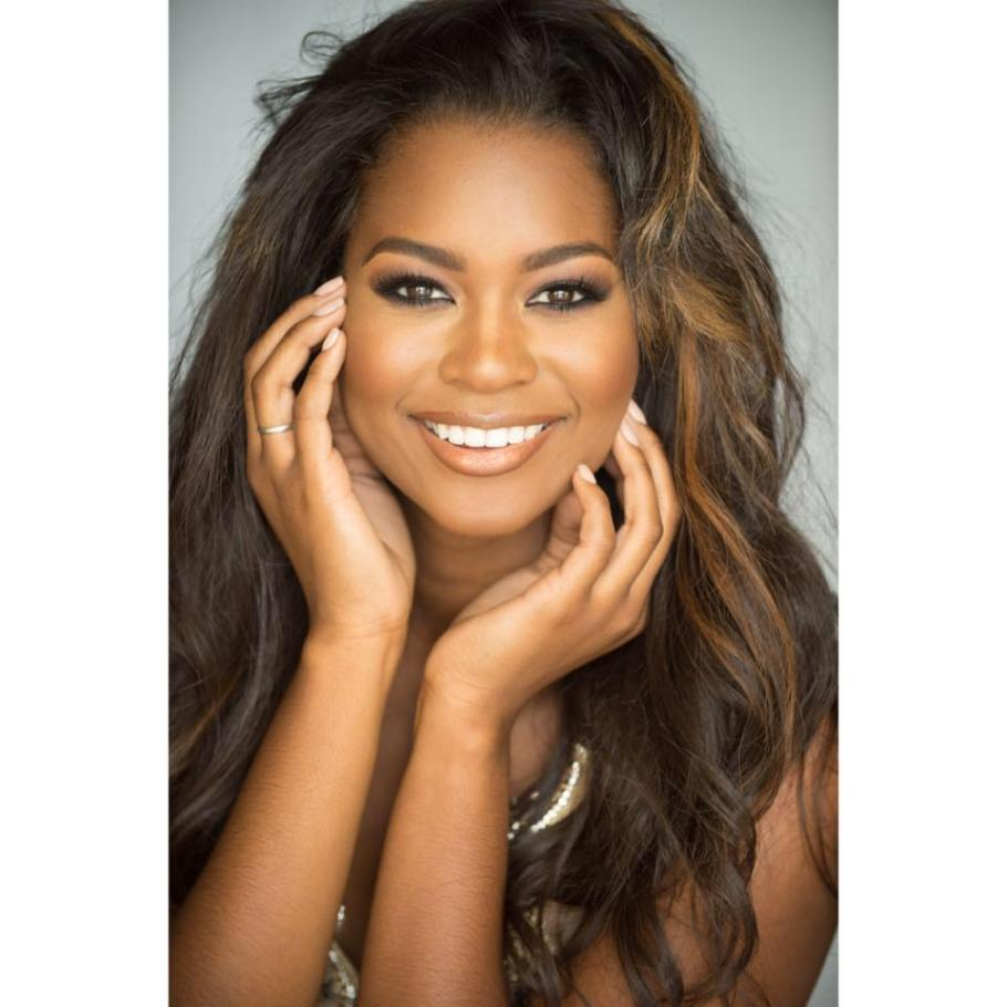 21 year old Miss Louisiana USA 2016- Maaliyah Papillion will represent Louisiana at Miss USA 2016 pageant