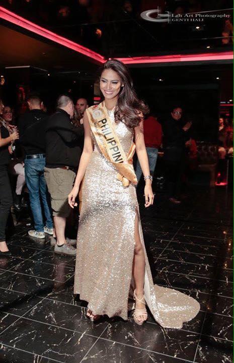 Ann Lorraine Colis, Miss Globe 2015