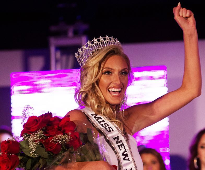 Jessielyn Palumbo will represent New Jersey at Miss USA 2016 Pageant next year.