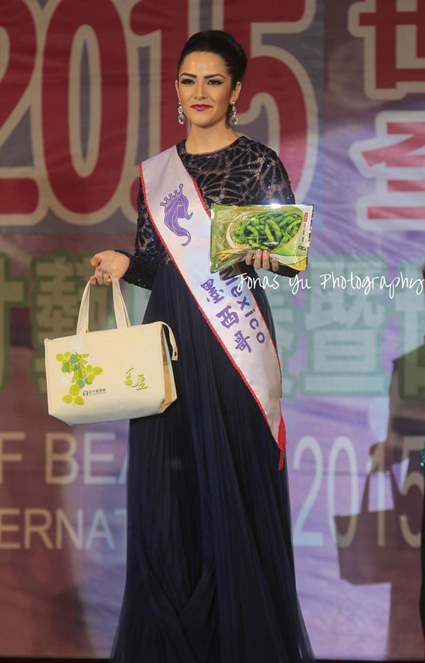 Yeraldi Barraza, Face of Beauty International 2015 Winner
