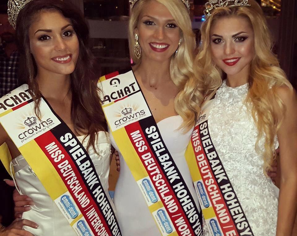 Albijona Muharremaj is Miss Deutschland 2015
