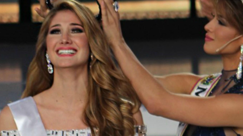Mariam Habach Santucci (Lara) wins Miss Venezuela 2015