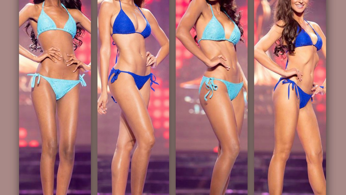 Miss Grand International 2015 Swimsuit Pic