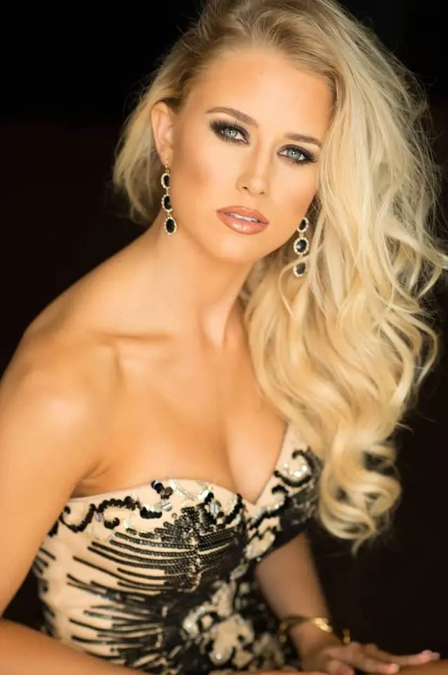 Haley Sowers will represent Mississippi at Miss USA 2016