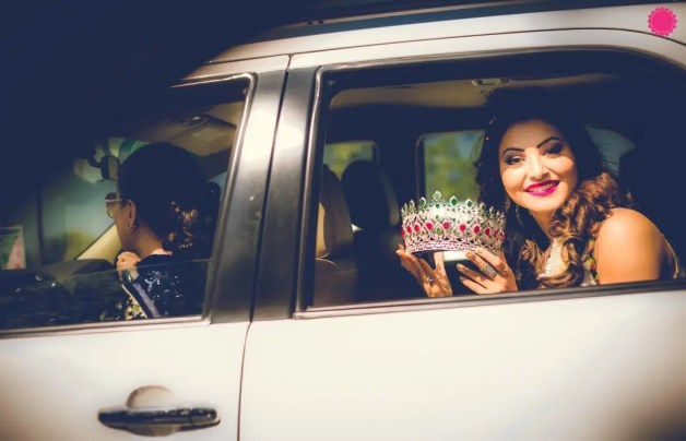 Urvashi Rautela, Miss Diva 2015,