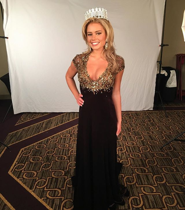 Alexandra Vorontsova will represent Delaware at Miss USA 2016