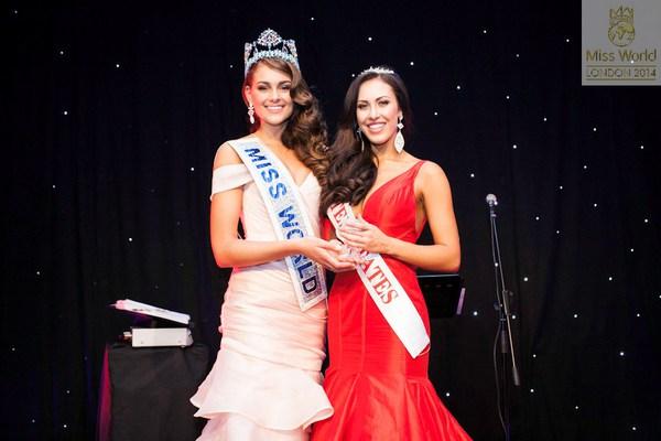 Miss World Multimedia Award