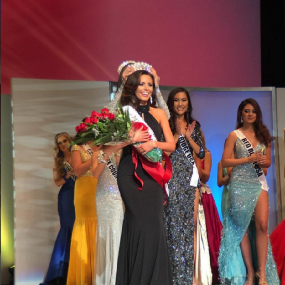 Emelina Adams wins Miss Nevada USA 2016
