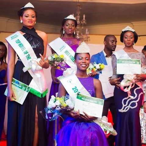 Silvia Commodore is Miss Earth Ghana 2015