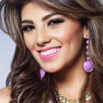 María José Larrañaga will represent Guatemala at Miss World 2015