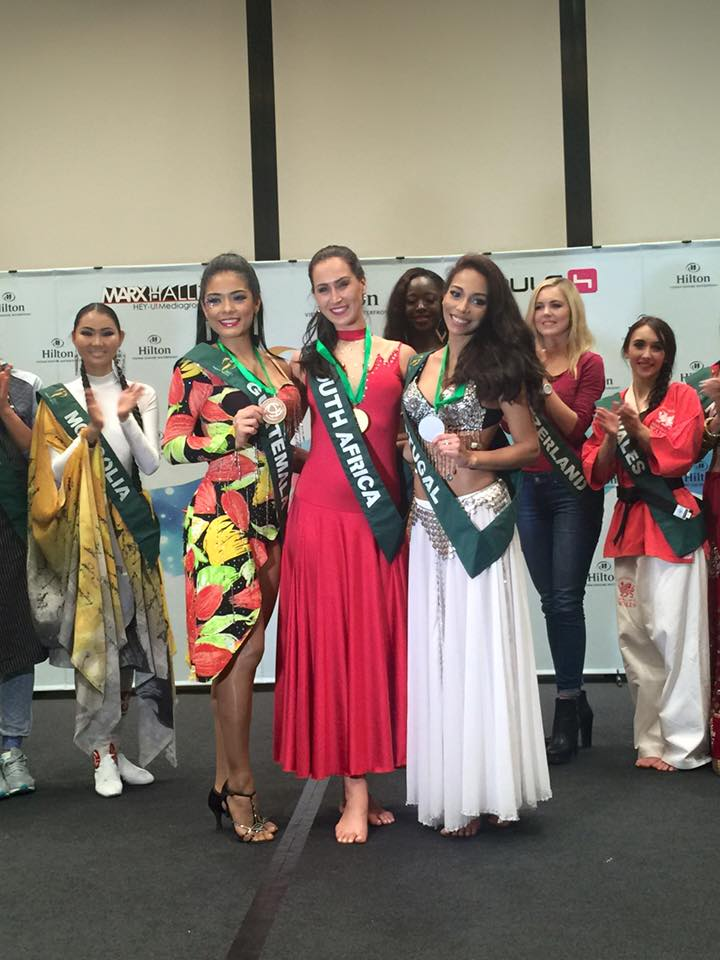 Miss Earth 2015 Talent Competition Winners
