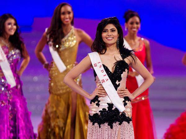 Miss World Multimedia Award