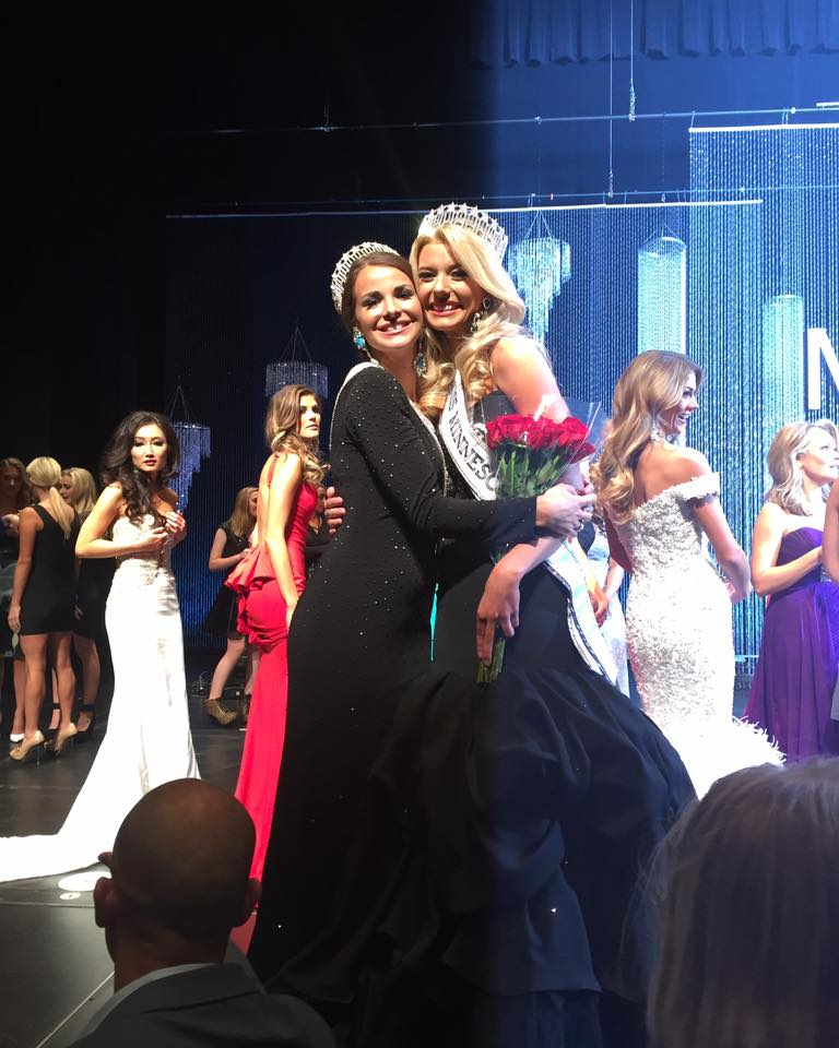 Bridget Jacobs will represent Minnesota at Miss USA 2016 pageant