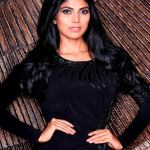 Elizabeth Thadikaran is Femina Miss India Bangalore 2016 Contestant