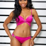 Miss Guyana-during Miss Universe 2015 swimsuit portrait