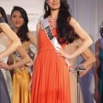 Mizuki Kato is representing Hyogo at Miss Universe Japan 2016