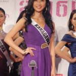 Miku Takahashi is representing Kanagawa at Miss Universe Japan 2016