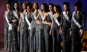 Miss Universe 2015 format