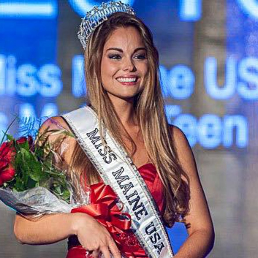 Marisa Butler will represent Maine at Miss USA 2016 pageant