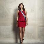 Léa Bizeul will represent Bretagne at Miss France 2016
