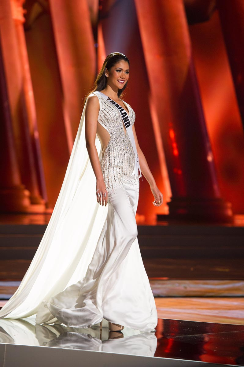 Miss Universe 2015 Preliminary Evening Gown: Top 10 Choices