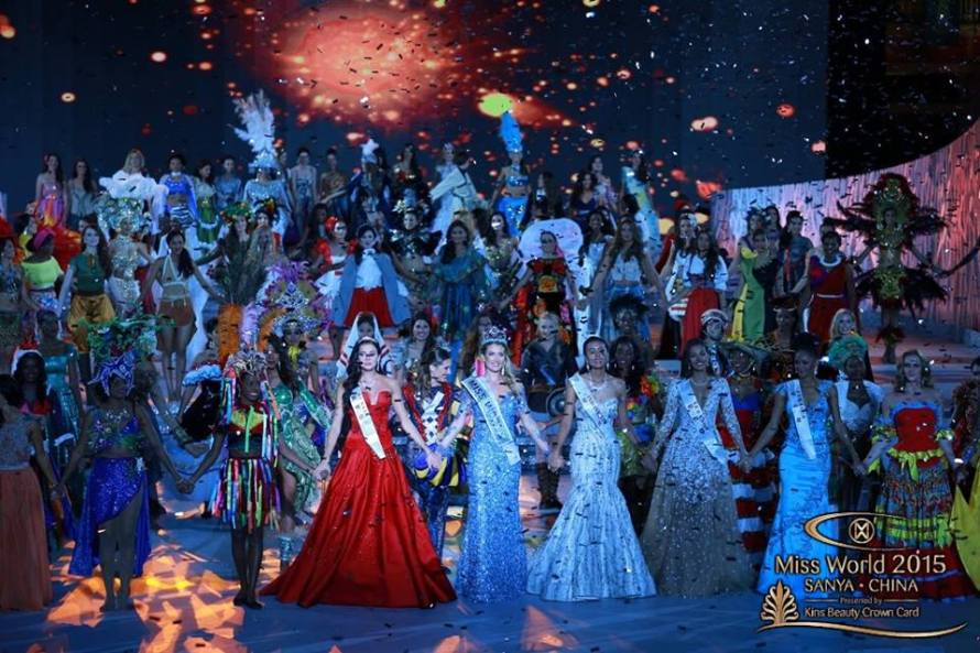 Mireia Lalaguna Royo from Spain is Miss World 2015