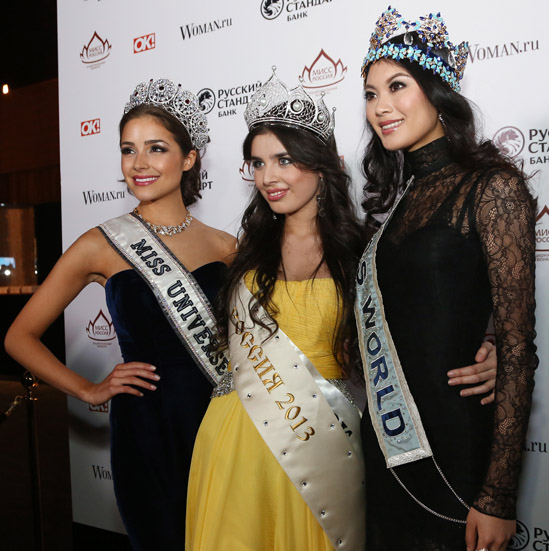 classification of pageants