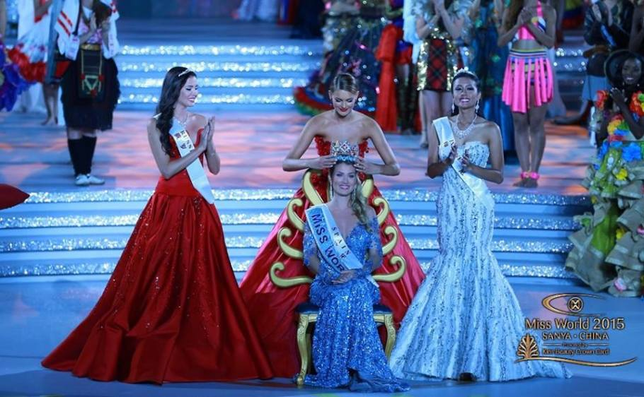 Miss World 2015 finals